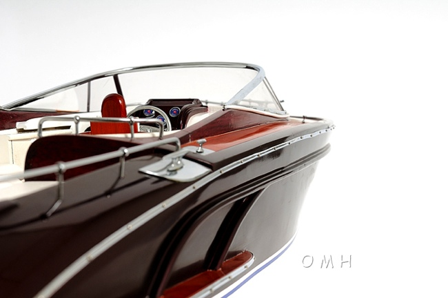 riva rivarama e e omh handcrafted model speed boat models b089 from. Black Bedroom Furniture Sets. Home Design Ideas