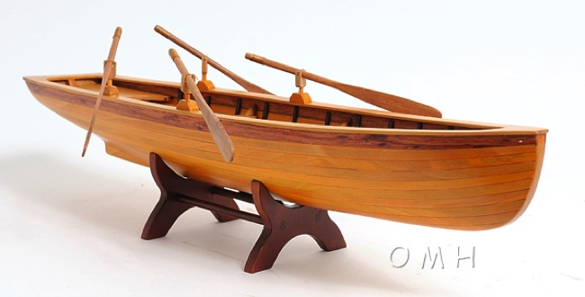 Boston white hall tender l60cm omh handcrafted model for Whitehall tattoo supply