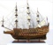Sovereign of the Seas Monumental OMH Handcrafted Model