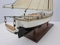 Skipjack Painted L80 OMH Handcrafted Model