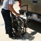 Wheelchair Carrier Rack Hitch Mount Tilt and Carry