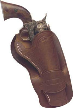 Mexican Loop Holster For 4.75 Barrel