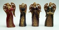 Bright Angel Figurine Set of Four