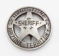 Tombstone Badge