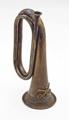 Antiqued 7Th Cavalry Bugle