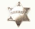 Sheriff Badge From Denix