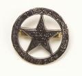 Replica Texas Rangers Badge From Denix