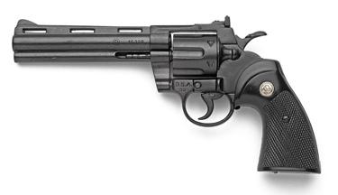 .357 Police Magnum  6 Barrel Non Firng Replica Gun