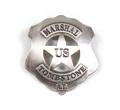 U.S. Marshal - Tombstone Replica Badge