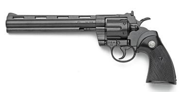 .357 Police Magnum  8 Barrel Non Firng Replica Gun