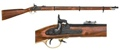 Civil War Musket - 3 Band Enfield Non Firing Replca Gun