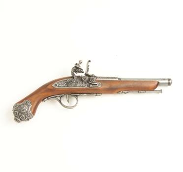 Replica 18Th Century Flintlock Pistol