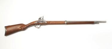 French Model 1807 Non Firing Flintlock Rifle