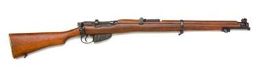 British Lee-Enfield Rifle Non Firng Replica Gun