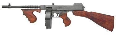 M1928 Submachine Gun Non Firing Replica Gun