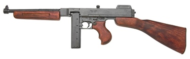M1928 U.S. Submachine Gun - Military Version Non Firing Replica Gun