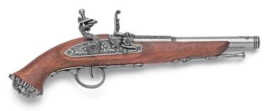 18Th Century Pirate Flintlock Pistol Non Firing Replica Gun
