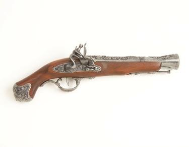 English 18Th Century Blunderbuss Non Firing Replica Gun