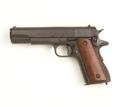 M1911 Government Auto Wood Grips Non Firing Replica Gun