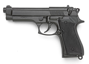 M92 Automatic Pistol Non Firing Replica Gun