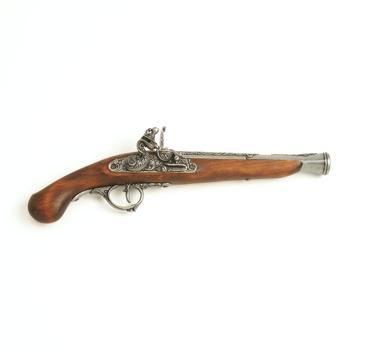 German Early 18Th Century Flintlock Non Firing Replica Gun