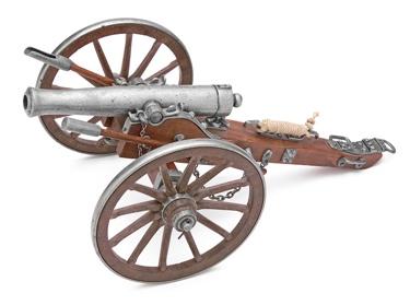 Civil War 12 Pounder Cannon