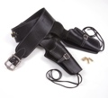 Double Rig Western Fast Draw Holster