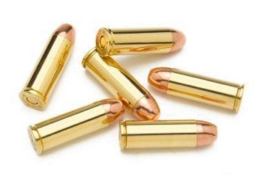 Brass Dummy Cartridge - Set Of 6
