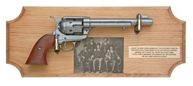 Wild Bunch Collection Frame Set Non Firing Replica Gun