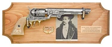 Wild Bill Hickok Frame Set Non Firing Replica Gun