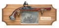 George Washington Collection Framed Set Non Firing Replica Gun