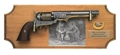 Lee & Jackson Collection Framed Set Non Firing Replica Gun