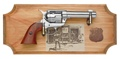 Wyatt Earp Collection Framed Set Non Firing Replica Gun