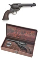 M1873 Western Army Pistol Black Finish Non Firing Replica Gun