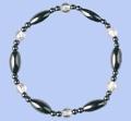 Magnetic Hematite Bracelet CRYSTAL