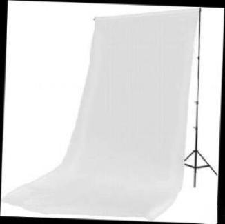 Muslin White 10x20