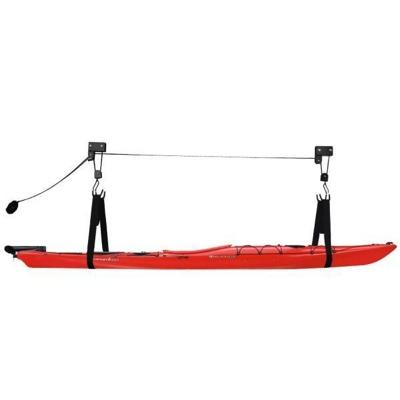 Kayak Canoe or Bicycle Storage Lift 100lb