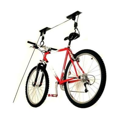 1 Bike Bicycle Storage Lift - 4 Pack