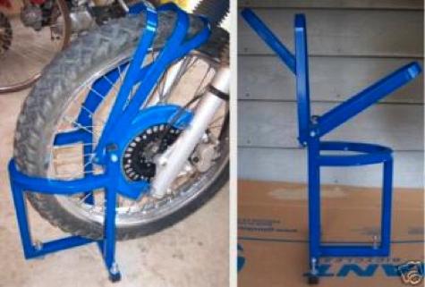 Motorcycle Wheel Shoe