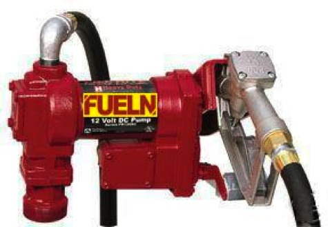 Fuel Transfer Pump 20 GPM