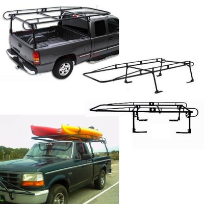 Truck Mount Ladder Lumber Pipe Rack