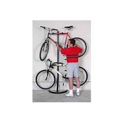 Freestanding 2 Bike Storage Rack