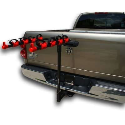4 Bike Trailer Hitch Bicycle Carrier