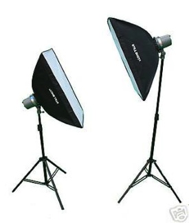 Photo and Video Light SoftBox Two