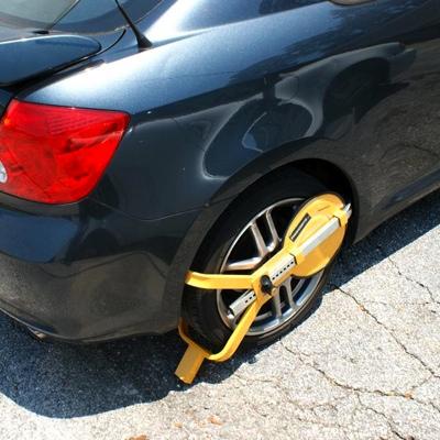 Denver Wheel Boot Lock - Utility