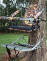 BigFoot Camo Hunting Climbing Tree Stand Deer Bow TS-08