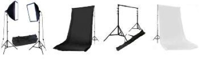 Photo Studio Umbrella Lighting Kit