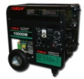 10000/8500 Watt Portable Quiet 16 HP Gas Generator w ELECTRIC START