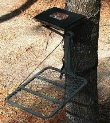 Hunting Tree Stand Lock On