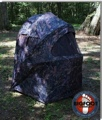 One Man Camo Chair Blind